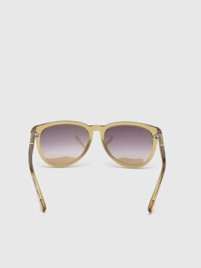 Diesel - DL0272, Light Brown - Kid Eyewear - Image 4
