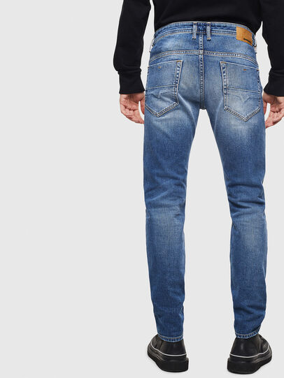 Diesel - Thommer 0096D, Light Blue - Jeans - Image 2