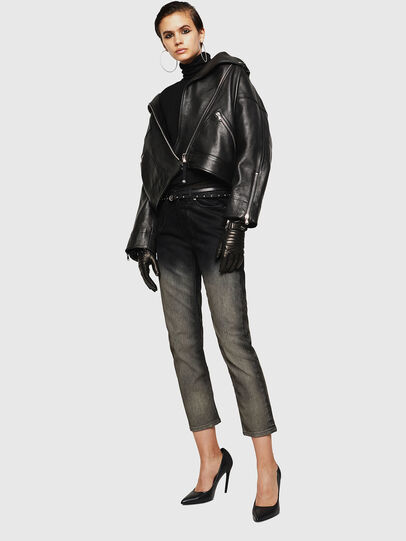 Diesel - LJESIV,  - Leather jackets - Image 6