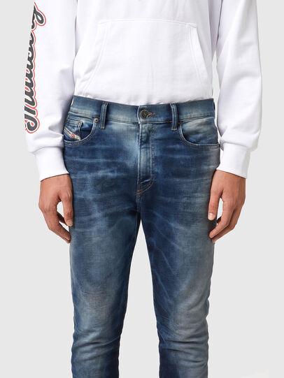 Diesel - D-Amny JoggJeans® 069XE, Dark Blue - Jeans - Image 3