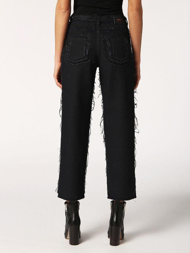 NICLAH 084NI, Black Jeans