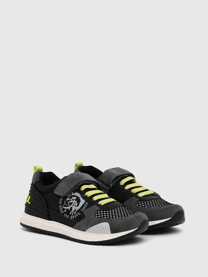 Diesel - SN RUNNER 01 LC CH, Black/Grey - Footwear - Image 2