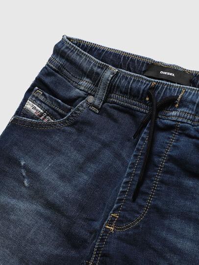 Diesel - KROOLEY-JOGGJEANS-J SH, Medium blue - Shorts - Image 3
