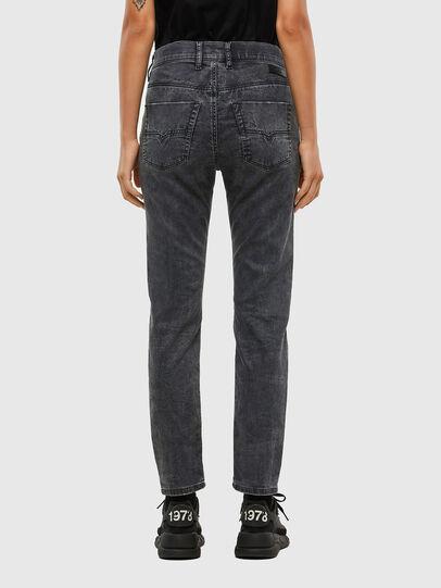 Diesel - KRAILEY JoggJeans® 069QB, Black/Dark grey - Jeans - Image 2