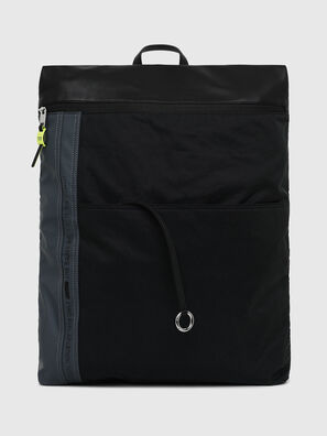 L-TOLLE BACK, Black/Blue - Backpacks