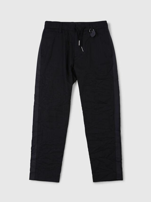 Diesel - PMADOXF, Black - Pants - Image 1
