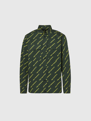 S-JESSTA, Dark Green - Shirts