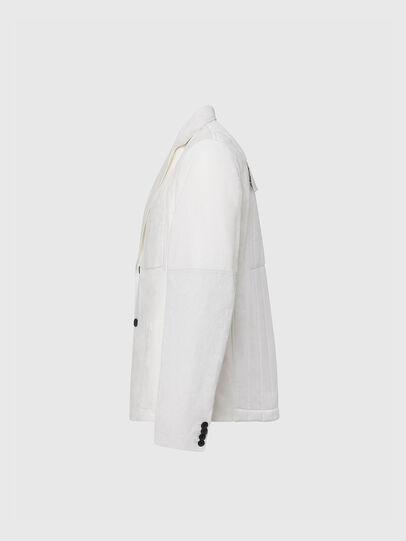 Diesel - J-THULL, White - Jackets - Image 6