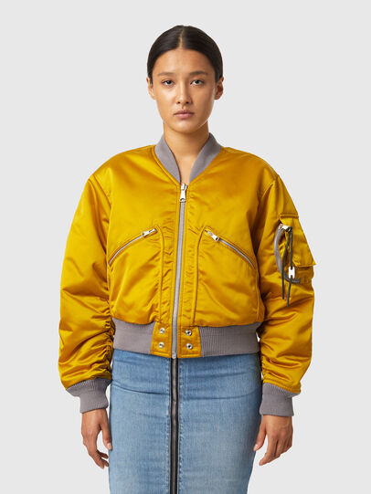 Diesel - G-ALMA, Yellow - Jackets - Image 1