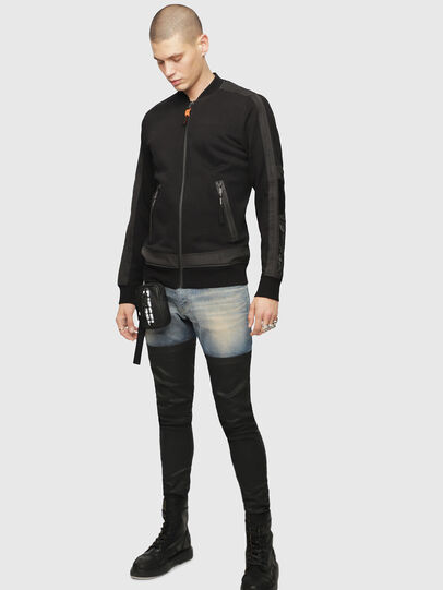 Diesel - S-ISAO-SW,  - Jackets - Image 4