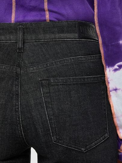 Diesel - D-Joy 009JV, Black/Dark grey - Jeans - Image 4