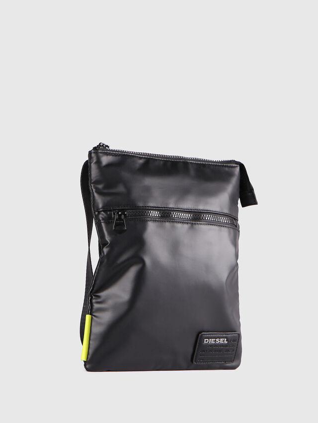 Diesel F-DISCOVER CROSS, Black - Crossbody Bags - Image 3
