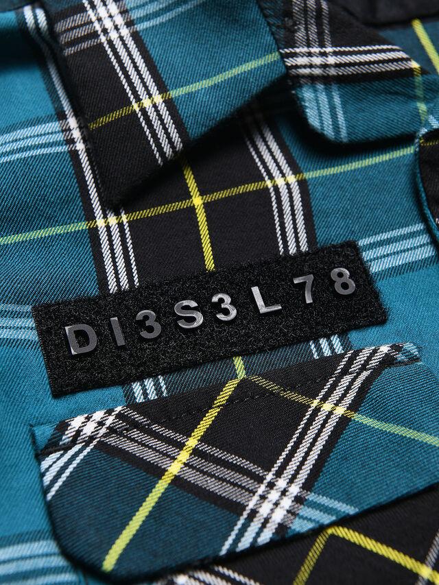 Diesel - CTAKESHI, Blue/Black - Shirts - Image 3