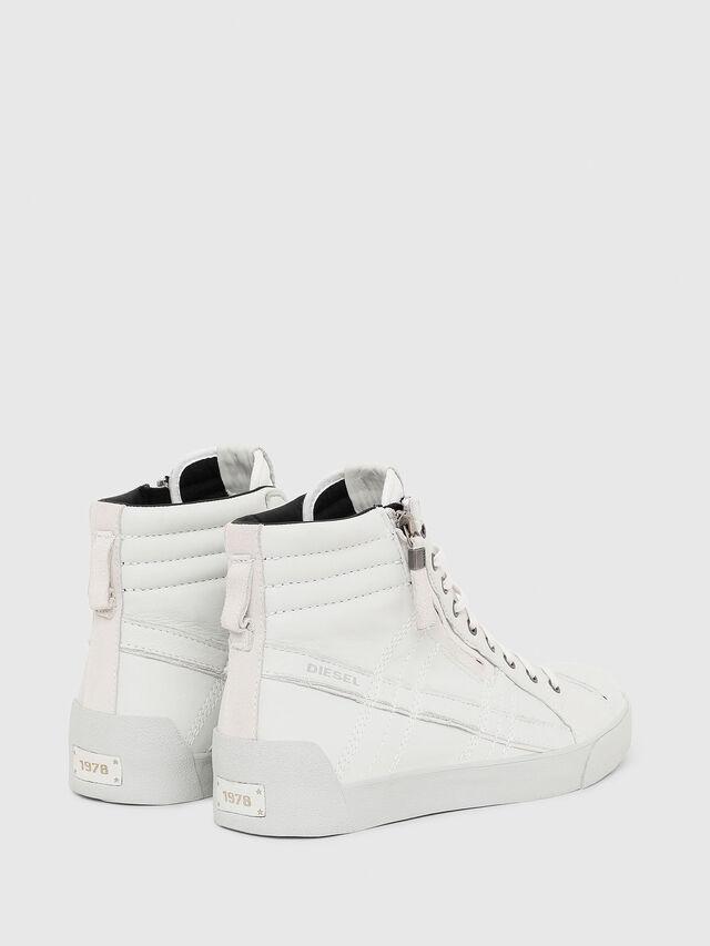 Diesel D-STRING PLUS, White - Sneakers - Image 3
