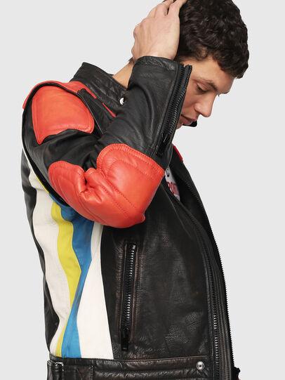 Diesel - L-YUJA,  - Leather jackets - Image 3