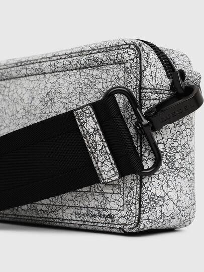Diesel - ROSA', White/Black - Crossbody Bags - Image 4