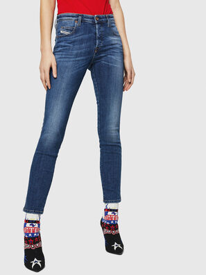Babhila 069FZ, Medium blue - Jeans