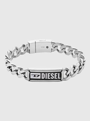 DX1243, Silver - Bracelets