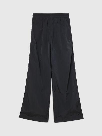 Diesel - UFLB-PANTY, Black - Pants - Image 2