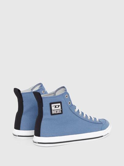 Diesel - S-ASTICO MID CUT, Light Blue - Sneakers - Image 3