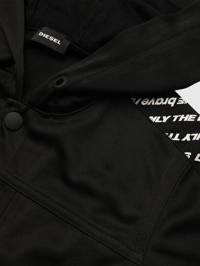 Diesel - SJEM, Black - Sweaters - Image 3