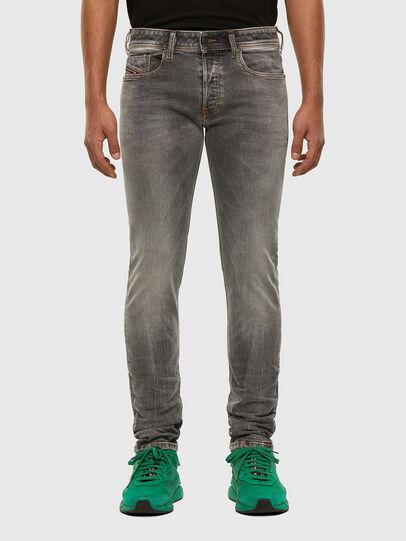 Diesel - Sleenker 009FW, Light Grey - Jeans - Image 1
