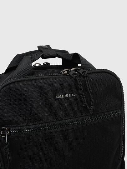 Diesel - GINKGO, Black - Backpacks - Image 5