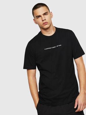 T-JUST-COPY, Black - T-Shirts
