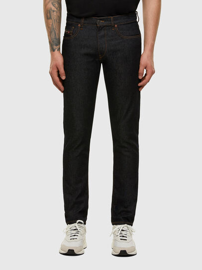 Diesel - D-Strukt 009HF, Dark Blue - Jeans - Image 1