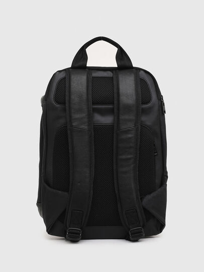 Diesel - D-SUBTORYAL BACK, Black - Backpacks - Image 2