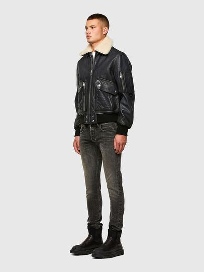 Diesel - L-STEPHEN,  - Leather jackets - Image 6