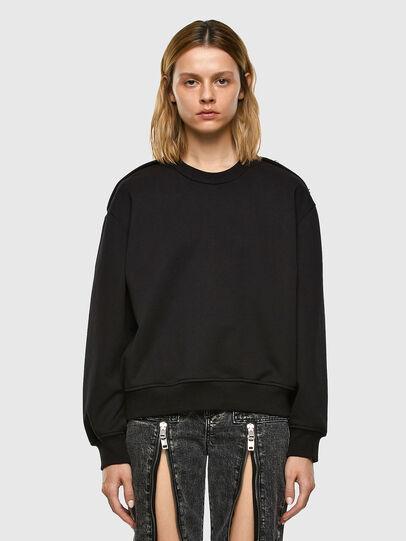Diesel - F-BIEL, Black - Sweaters - Image 6