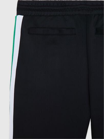 Diesel - P-KURL, Black - Shorts - Image 4
