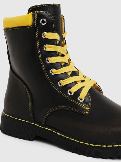 Diesel - HB LACE UP 04 YO,  - Footwear - Image 4