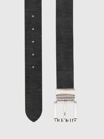 Diesel - B-SHIFT, Black - Belts - Image 3