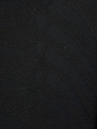 Diesel - K-ALAMAN, Black - Knitwear - Image 5
