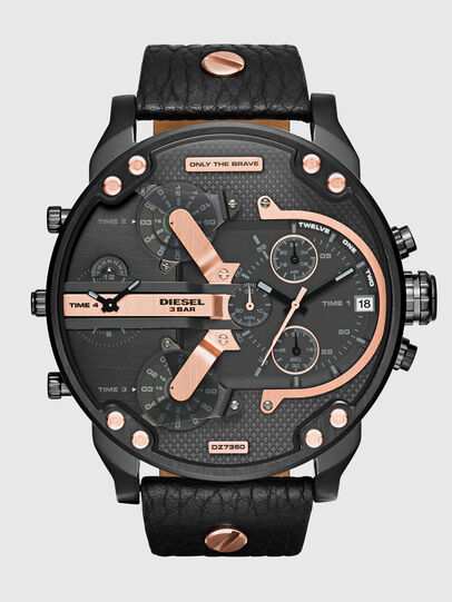 Diesel - DZ7350 MR DADDY 2.0, Black - Timeframes - Image 1