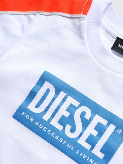 Diesel - TANGEB-R, White - T-shirts and Tops - Image 3