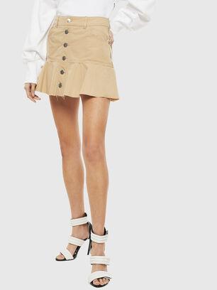 O-BETH, Beige - Skirts