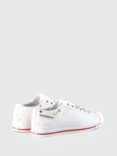 Diesel - EXPOSURE LOW, Antique White - Sneakers - Image 3