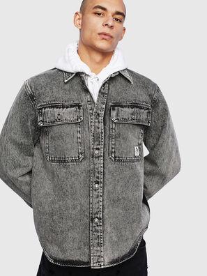 S-JESSY-A, Black - Shirts