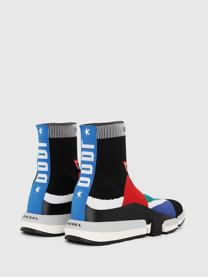 Diesel - H-PADOLA HIGH SOCK,  - Sneakers - Image 3