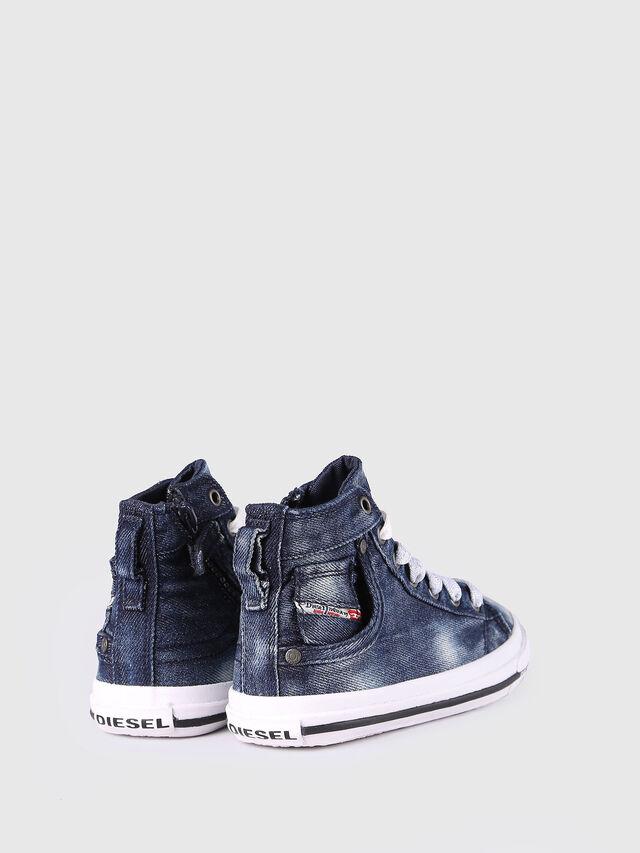 KIDS SN MID 20 EXPOSURE Y, Blue Jeans - Footwear - Image 3