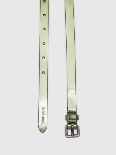Diesel - B-DWRAP, Green - Belts - Image 3