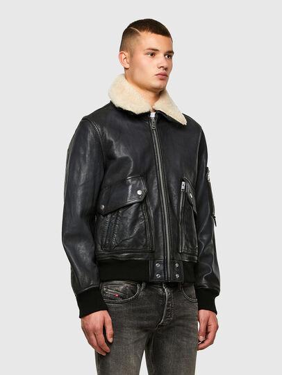 Diesel - L-STEPHEN,  - Leather jackets - Image 7