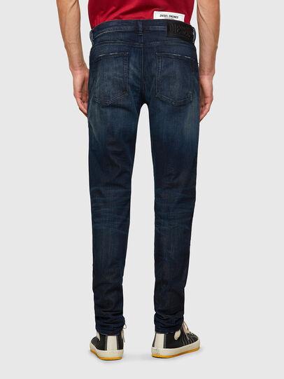 Diesel - D-Strukt JoggJeans® 09B50, Dark Blue - Jeans - Image 2