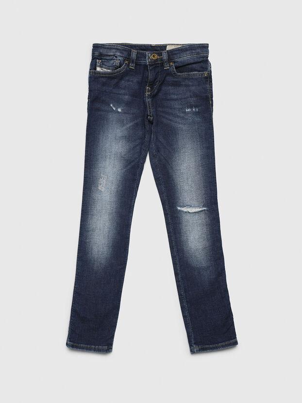 SKINZEE-LOW-J JOGGJEANS-N, Medium blue - Jeans