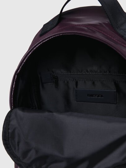 Diesel - F-BOLD BACK FL II, Dark Violet - Backpacks - Image 4