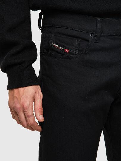 Diesel - D-Strukt 0688H, Black/Dark grey - Jeans - Image 4