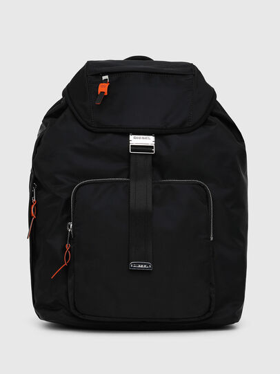 Diesel - RIESE, Black - Backpacks - Image 1